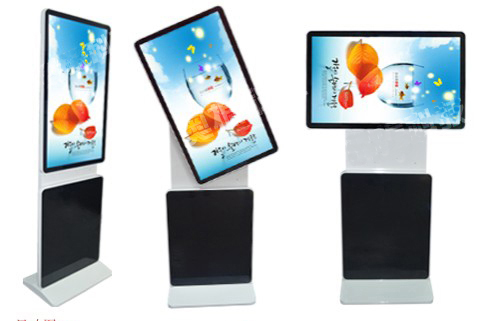 For U 42 INCH Rotatable stand display2